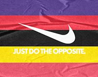 "Nike '""Reverse"" Poster"