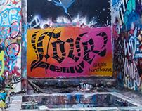 'Love' Mural // Austin, Texas