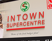 InTown Supercentre Billboard