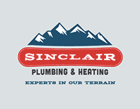 Sinclair Plumbing & Heating – Branding & Collateral