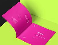 Lavanderia Têxtil - Livreto/Booklet