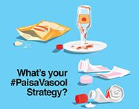 Amazon Paisa Vasool Campaign