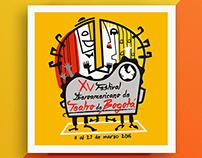 "Propuesta ""XV Festival Iberoamericano Teatro de Bogotá"""