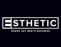 Esthetic: Where Art Meets Business Marketing Collateral