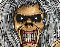 Eddie The Head (Dummy)