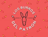 LOS BURROS DEL PATRÓN