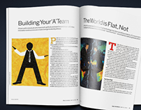 Illustration - CIO Magazine May 2013 issue