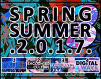 SPRING SUMMER 2017 FORECAST THEME 3: EDGELANDS