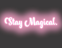Stay Magical GIF
