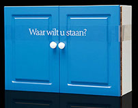 Albert Heijn - Allerhande. Where do you want to Stand?