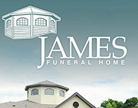 James Funeral Home Brochure