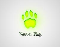 Newton Blog - Comic project