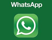What'sApp re-Design