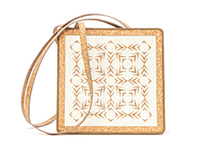 "Eco-friendly handbag ""Quadrata"""