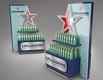 San Pellegrino Display