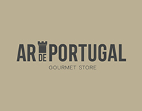 ARdePORTUGAL Logo Design
