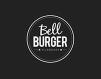 BELL BURGER Logo Design