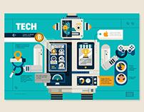 Esquire Singapore Infographics