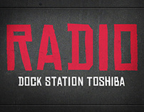 Radio Invaders - Toshiba