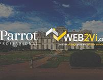 Web2vi - Parrot