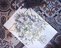 Bouquet design