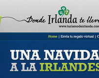 Turismo de Irlanda. Una Navidad a la irlandesa