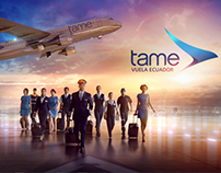 TAME Airlines - Ecuador