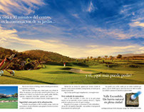 Inmobiliaria Valle Escondido - Advertising, Design & SP