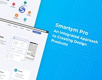 Smartym.Pro - UX/UI Process