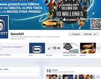 Gameloft 10.000 Million Fans