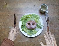 Dieren en de dood, expositie