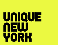 Unique New York - Brand Identity