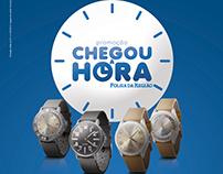Promotional campaign Folha da Região