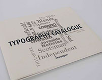 Typography Catalog