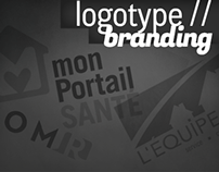 Logotypes 2009-2011