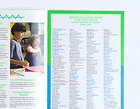 Summer Institute for Teachers Brochure 2013