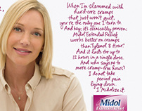 Midol: Midolize It Ad Campaign