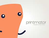 Printmator Web Application Design
