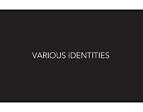 Identities | ARCHIVE