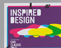Art Center Car Classic Promo Collateral