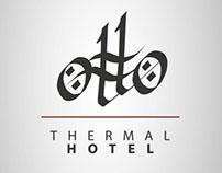 Otto Thermal Hotel -  Pictogram Designs