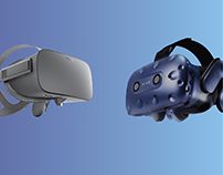 HTC Vive vs. Oculus Rift Content Audit