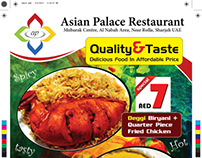 Asian Palace Restaurant