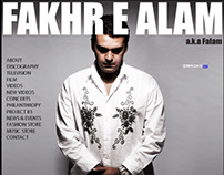 Fakhre Alam Music Album