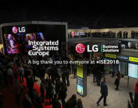 [Integrated Marketing Communications] LG ISE 2018