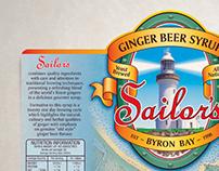 Sailors Ginger Beer Cordial