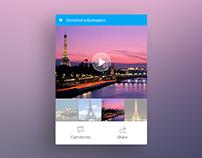 Uber card for Cortana
