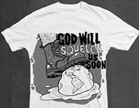 Tshirt Design #1 for EH