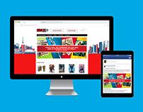 Fan Expo HQ Web Banners