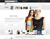 Yahoo! Shopping Redesign